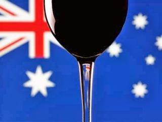 Producción de vinos de Australia