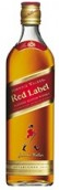 Botella Johnnie Walker Red Label