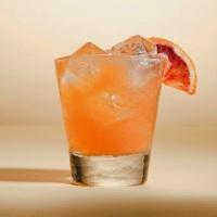 Cóctel Blood Orange Whiskey Sours