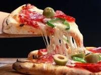 maridaje de vino con pizza