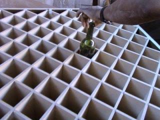 Hacemos un mueble para vinos