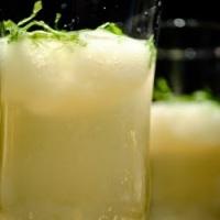 Cóctel Lemon Sorbet